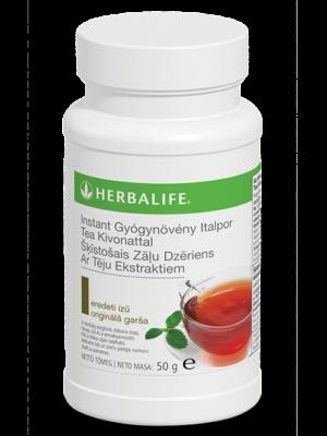 Šķīstošais zāļu dzēriens ar tēju ekstraktiem - oriģinālā garša (50 g)