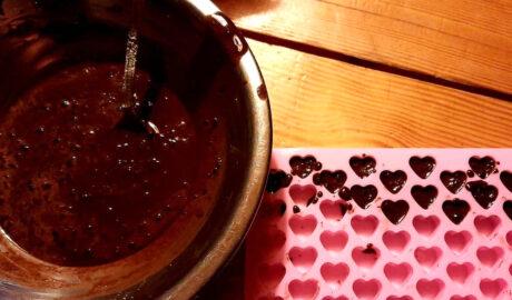 Herbalife šokolādes konfektes